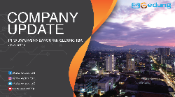 Company Update July 2019